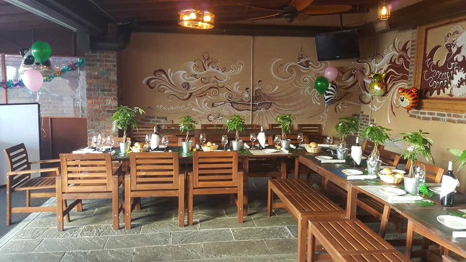Tapas Restaurant With Private Dinning Room In Newark Nj